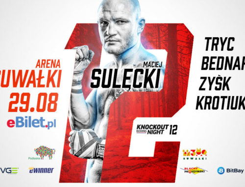 KNOCKOUT BOXING NIGHT 12