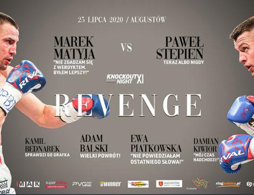 25 lipca w Augustowie odbyła się gala boksu zawodowego organizowana przez grupę Knockout Promotions.